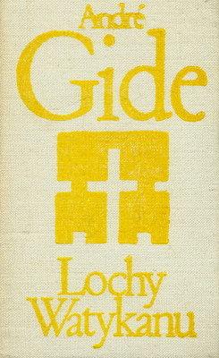 Znalezione obrazy dla zapytania Andre Gide : Lochy Watykanu 1973