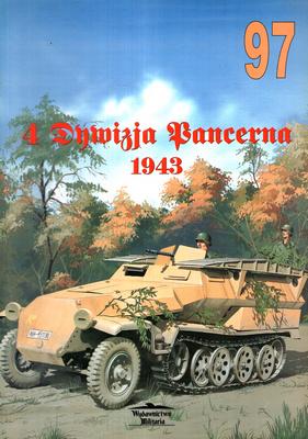 4 DYWIZJA PANCERNA 1943 (NR 97)