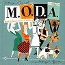 Szczegóły książki M.O.D.A. - METKI OBCASY DŻINSY ADIDASY