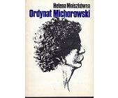 Szczegóły książki ORDYNAT MICHOROWSKI