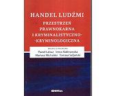 Szczegóły książki HANDEL LUDŹMI