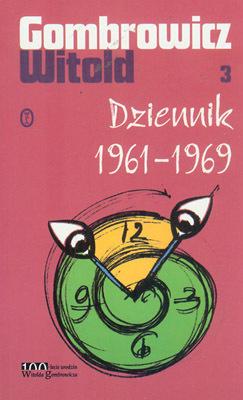 DZIENNIK 1961-1969 - TOM 3