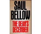 Szczegóły książki THE DEAN'S DECEMBER