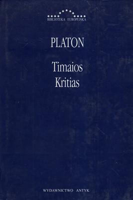 TIMAIOS. KRITIAS