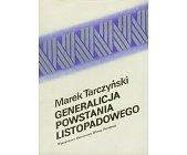 Szczegóły książki GENERALICJA POWSTANIA LISTOPADOWEGO
