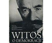 Szczegóły książki WITOS O DEMOKRACJI