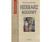 Szczegóły książki HERBARZ RODOWY