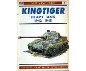 Szczegóły książki KINGTIGER HEAVY TANK 1942 - 1945