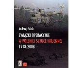 Szczegóły książki ZWIĄZKI OPERACYJNE W POLSKIEJ SZTUCE ...
