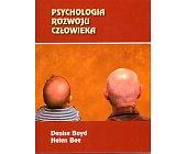 Szczegóły książki PSYCHOLOGIA ROZWOJU CZŁOWIEKA
