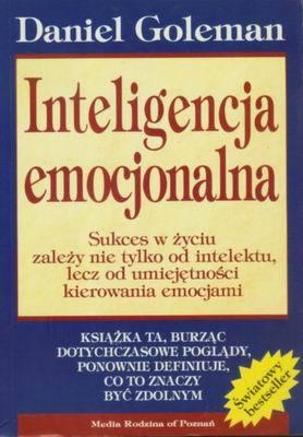 Antykwariat Gelber Daniel Goleman Inteligencja Emocjonalna