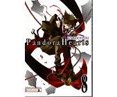 Szczegóły książki PANDORA HEARTS - TOM 8