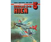 Szczegóły książki KAWASAKI KI-61 HIEN - MONOGRAFIE LOTNICZE NR 5