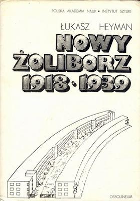NOWY ŻOLIBORZ 1918-1939