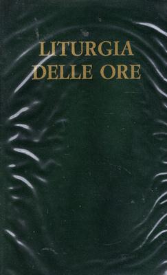 LITURGIA DELLE ORE - 4 TOMY