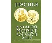 Szczegóły książki KATALOG MONET POLSKICH 2013