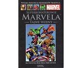 Szczegóły książki SUPERBOHATEROWIE MARVELA - TAJNE WOJNY (MARVEL 26)