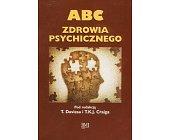 Szczegóły książki ABC ZDROWIA PSYCHICZNEGO