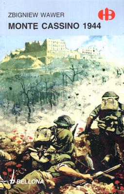 MONTE CASSINO 1944 (HISTORYCZNE BITWY)