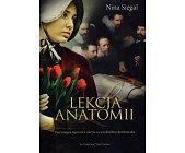 Szczegóły książki LEKCJA ANATOMII