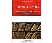 Szczegóły książki EKONOMIKA SZPITALA