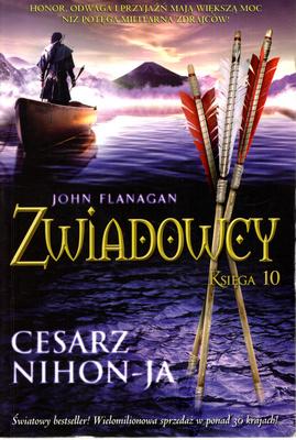 ZWIADOWCY - KSIĘGA 10 - CESARZ NIHON-JA