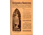Szczegóły książki BIBLJOTEKA NAUKOWA NR 1
