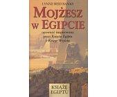 Szczegóły książki MOJŻESZ W EGIPCIE