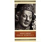 Szczegóły książki WROCŁAWSKI POMNIK HENRYKA IV