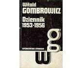 Szczegóły książki DZIENNIK 1953-1956