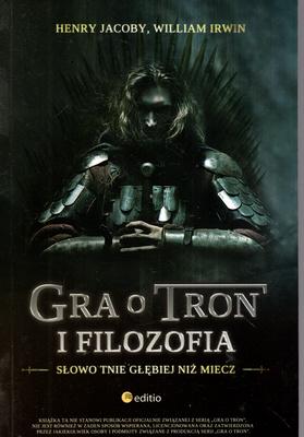 GRA O TRON I FILOZOFIA