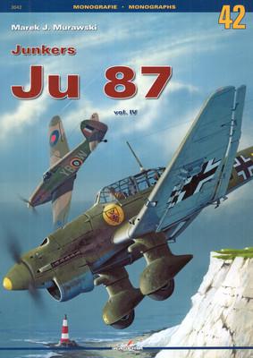 JUNKERS JU87 VOL.4 (MONOGRAFIE LOTNICZE 42)