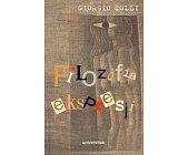 Szczegóły książki FILOZOFIA EKSPRESJI