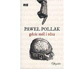 Szczegóły książki GDZIE MÓL I RDZA