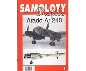 Szczegóły książki SAMOLOTY ARADO AR 240