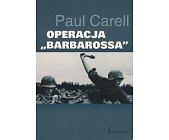 Szczegóły książki OPERACJA BARBAROSSA