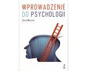 Szczegóły książki WPROWADZENIE DO PSYCHOLOGII