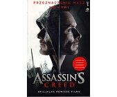 Szczegóły książki ASSASSIN'S CREED. OFICJALNA POWIEŚĆ FILMU