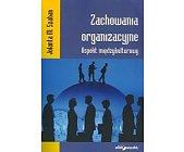 Szczegóły książki ZACHOWANIA ORGANIZACYJNE. ASPEKT MIĘDZYKULTUROWY