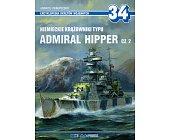Szczegóły książki NIEMIECKIE KRĄŻOWNIKI TYPU ADMIRAL HIPPER CZ.2