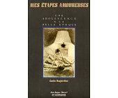 Szczegóły książki MES ETAPES AMOUREUSES
