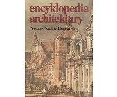 Szczegóły książki ENCYKLOPEDIA ARCHITEKTURY