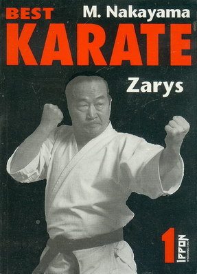 BEST KARATE 1 - ZARYS