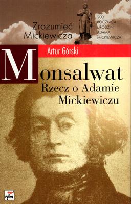 MONSALWAT - RZECZ O ADAMIE MICKIEWICZU