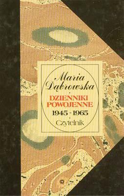 DZIENNIKI POWOJENNE 1945-1965 (3 TOMY)