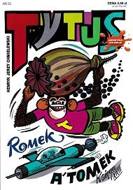 TYTUS, ROMEK I A'TOMEK. KSIĘGA XXIII. TYTUS I BZIKOTYKI