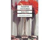 Szczegóły książki WAMPIR VITTORIO