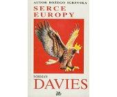 Szczegóły książki SERCE EUROPY