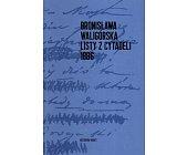 Szczegóły książki LISTY Z CYTADELI 1886