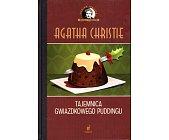 Szczegóły książki TAJEMNICA GWIAZDKOWEGO PUDDINGU